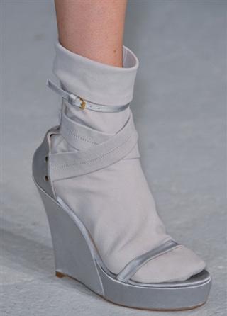 Catalog Vandevorst shoes spring summer 2014
