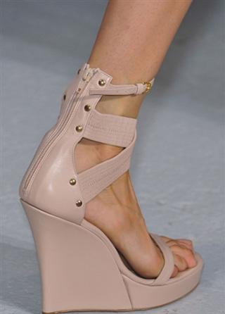 Collection Vandevorst shoes spring summer 2014