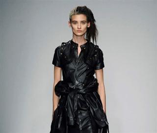 Lifestyle look Vandevorst spring summer 2014 trends fashion women