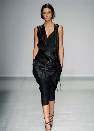 Trends collection Vandevorst look spring summer 2014 dresses