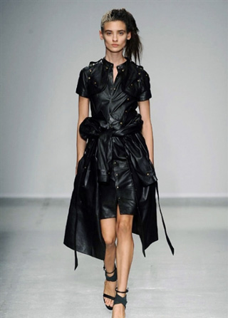 clothing Vandevorst look spring summer 2014 fashion women