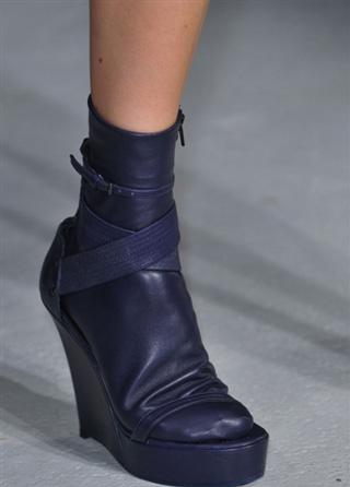 Fashion Vandevorst Boots Spring Summer 2014 4