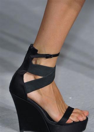 Vandevorst Wedges Shoes Spring Summer 2014 12