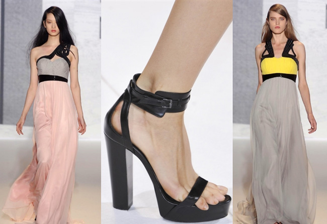 Andrew GN spring summer 2014 womenswear