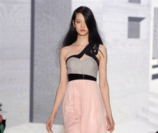Andrew GN spring summer 2014 womenswear fashion collection