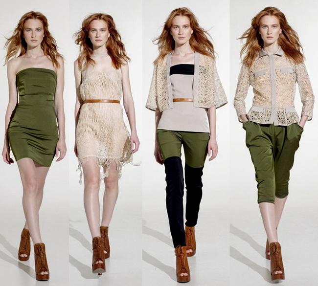 Antonio Grimaldi spring summer 2014 womenswear fashion