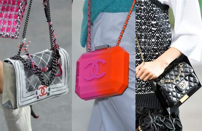 Bags Chanel spring summer 2014