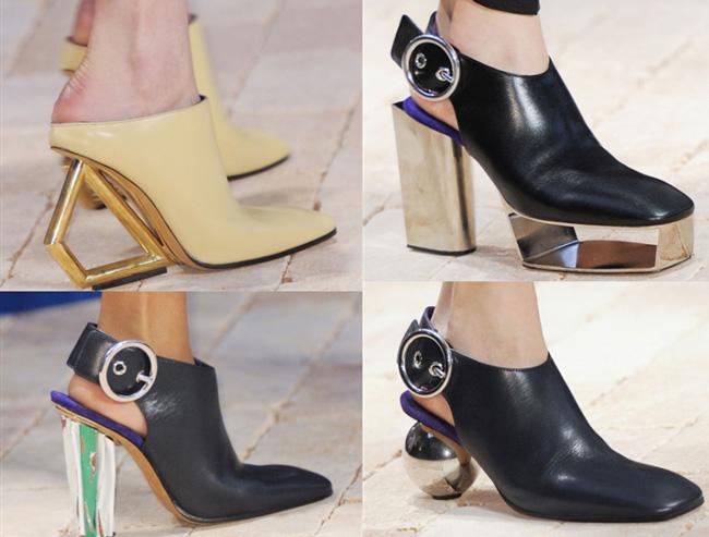 Footwear Celine spring summer 2014