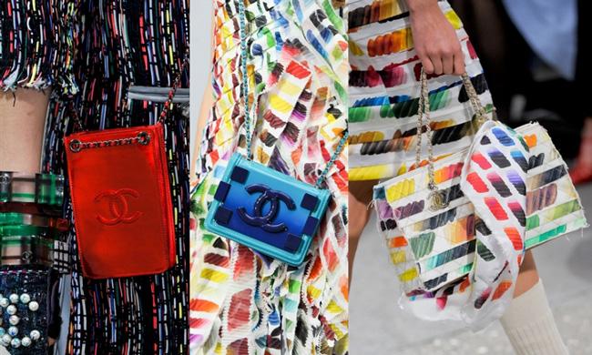 Handbags Chanel spring summer 2014