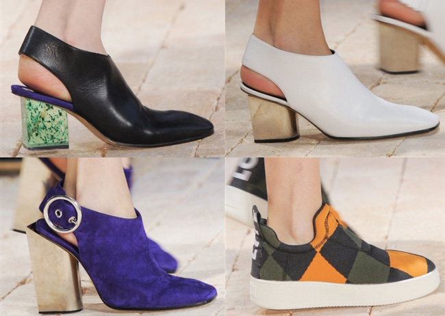 Shoes Celine spring summer 2014