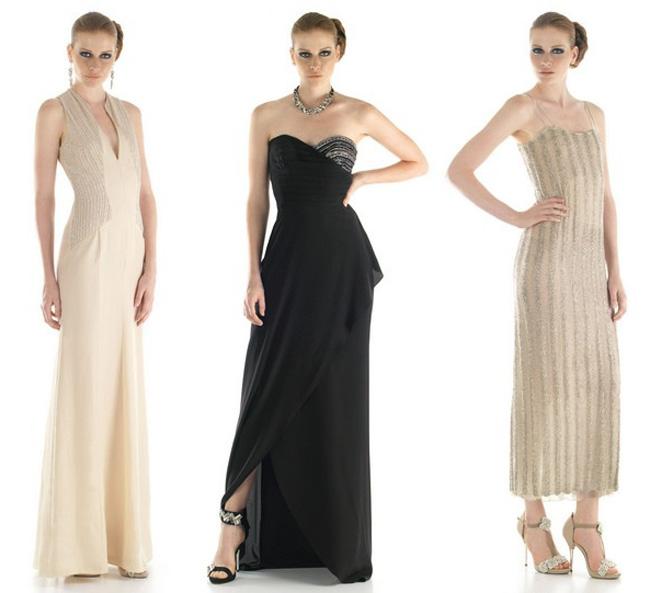 Brand dresses Luciano Soprani spring summer 2014