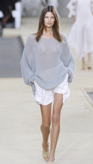 Clothing Chloe spring summer 2014 womenswear