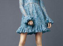 Women's fashion Dolce Gabbana spring summer 2014 womenswear