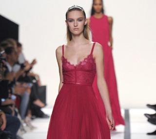 Elie Saab spring summer 2014 womenswear fashion