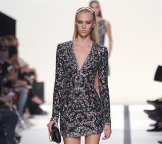 Elie Saab spring summer 2014 womenswear fashion dresses