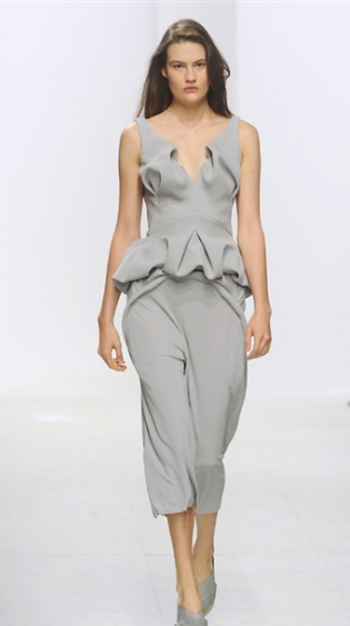 Fashion Chalayan spring summer 2014 in shops