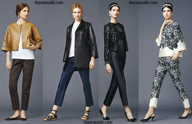 Fashion Dolce Gabbana spring summer 2014 in shops
