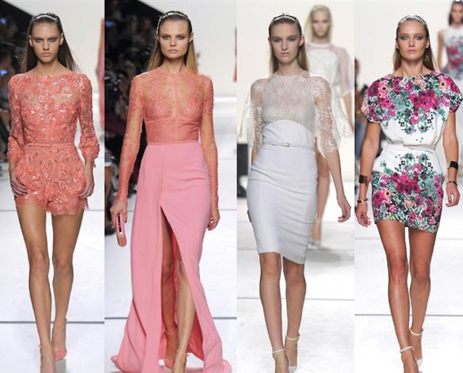 Fashion Elie Saab spring summer 2014