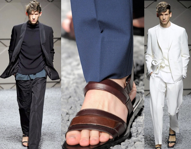 Fashion Ermenegildo Zegna 2014 menswear