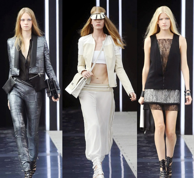 Fashion Maxime Simoens 2014 womenswear