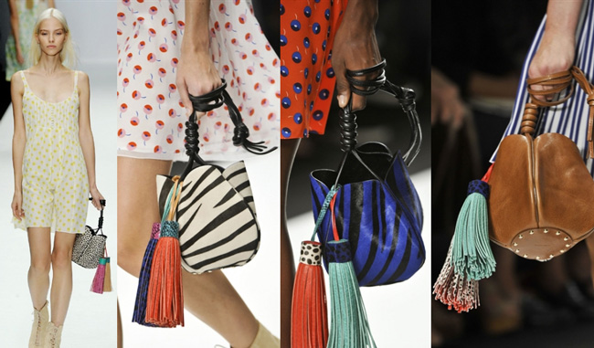 Handbags Vanessa Bruno spring summer 2014