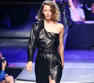 Jean Paul Gaultier spring summer 2014 womenswear fashion dresses