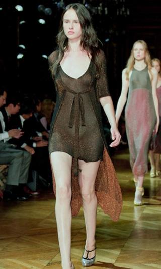 Look lifestyle Sonia Rykiel spring summer 2014 womenswear