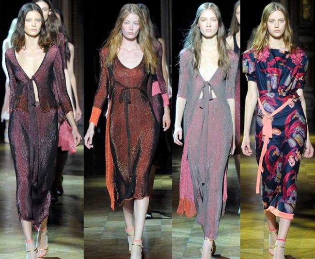 Look lifestyle dresses Sonia Rykiel spring summer 2014