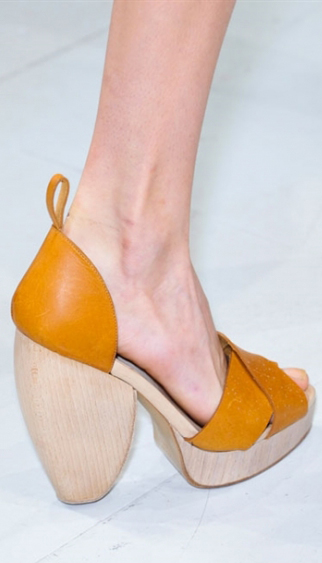 Shoes Chalayan spring summer 2014 womenswear