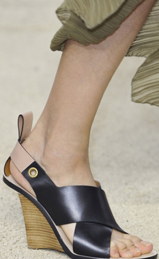 Shoes Chloe spring summer 2014 womenswear