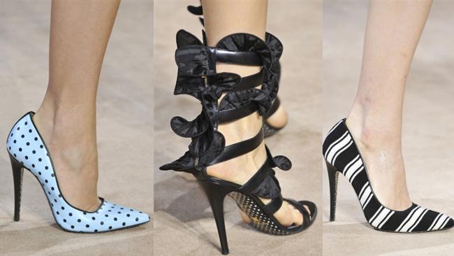 Shoes Emanuel Ungaro spring summer 2014