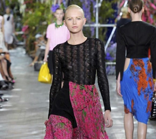 Womens Christian Dior spring summer 2014 womenswear fashion