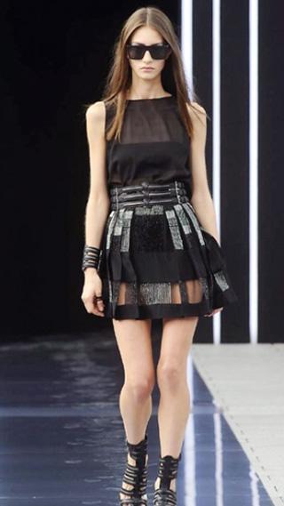 Womens Maxime Simoens spring summer 2014 womenswear fashion