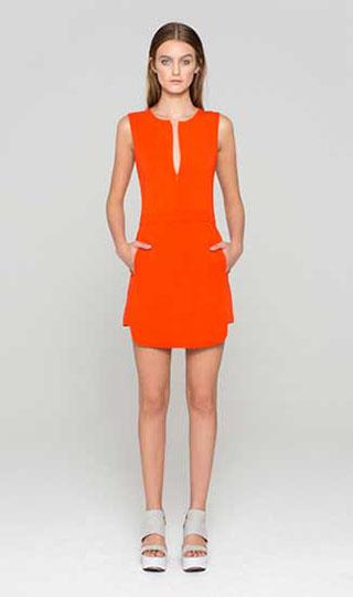 Fashion A.L.C. spring summer womenswear look 11
