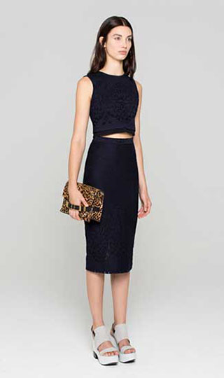 Fashion A.L.C. spring summer womenswear look 18
