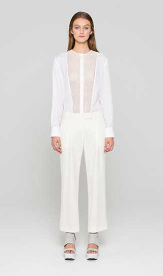 Fashion A.L.C. spring summer womenswear look 26