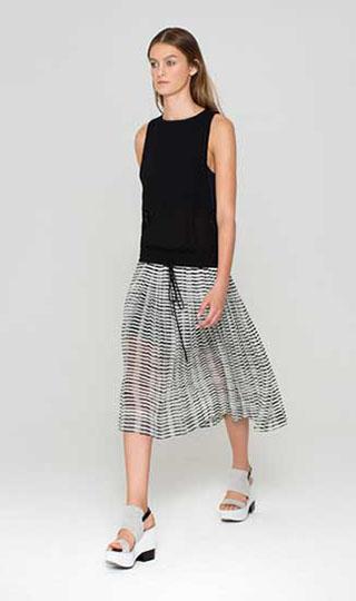 Fashion A.L.C. spring summer womenswear look 3