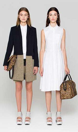 Fashion A.L.C. spring summer womenswear look 4