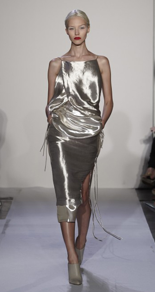 Fashion brand Altuzarra spring summer 2014 womenswear