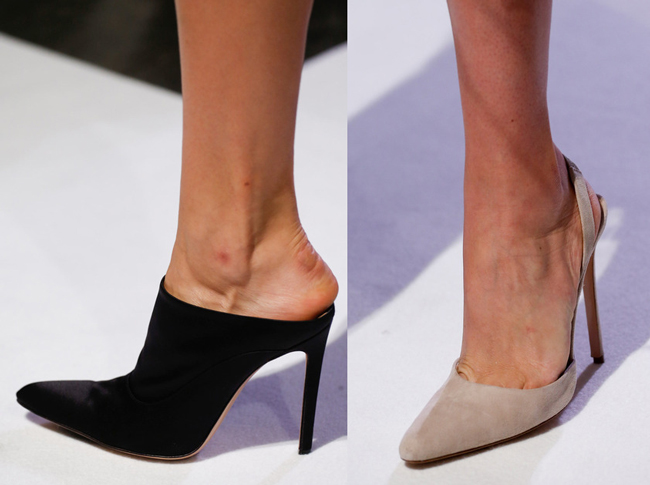 Shoes Altuzarra spring summer 2014