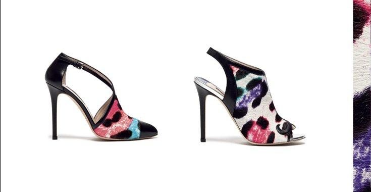 Footwear Alberto Guardiani Spring Summer 2014 Look 1