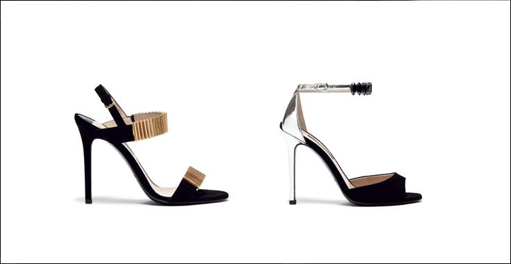 Shoes Alberto Guardiani Spring Summer 2014 Look 6