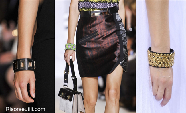 Clothing accessories brand Andrew GN summer 2014