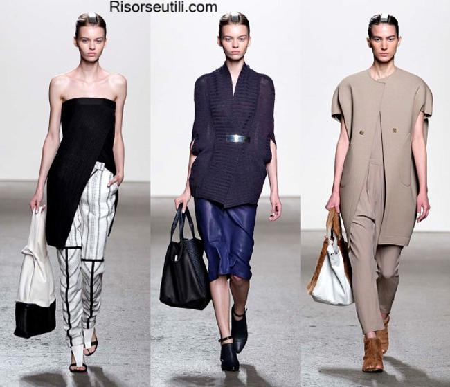 Fashion accessories Zero Maria Cornejo summer 2014