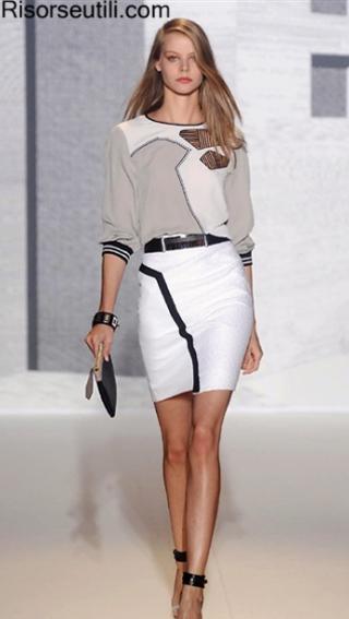 Fashion brand Andrew GN summer 2014 womens wear designer