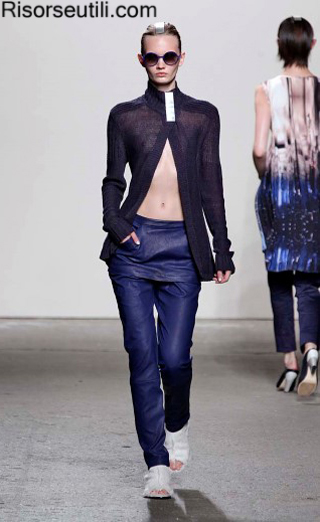 Fashion brand Zero Maria Cornejo summer 2014 womens wear designer