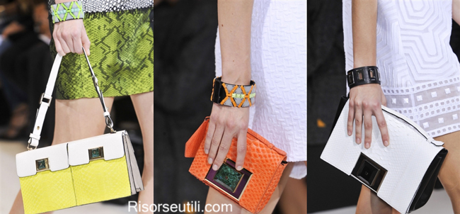 Fashion brand bags Andrew GN summer 2014