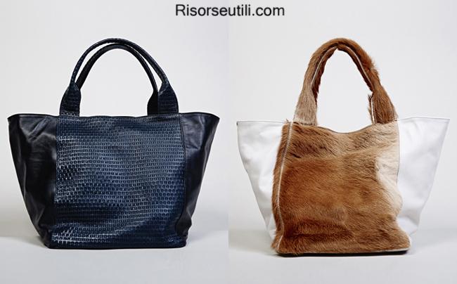 Fashion brand bags Zero Maria Cornejo summer 2014