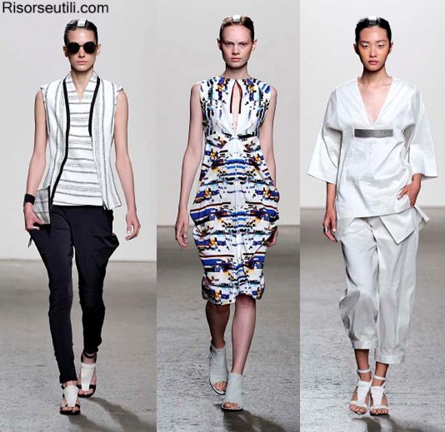 Fashion brand clothing Zero Maria Cornejo