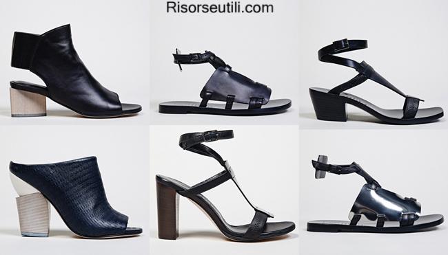 Fashion brand shoes Zero Maria Cornejo summer 2014